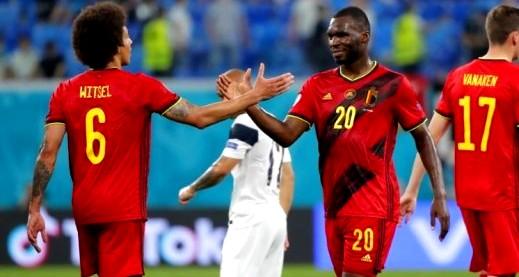 بلجيكا تتغلب على فنلندا وتحصد العلامة الكاملة 2-0