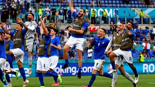 منتخب إيطاليا يثبت للمرة المليون: الدفاع أفضل طريقة للهجوم