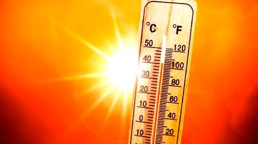 حالة الطقس: تستمر درجات الحرارة بالارتفاع