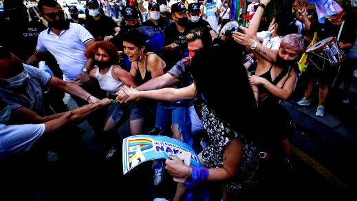 تراجع عن اتفاقية لمنع العنف ضد المرأة في تركيا