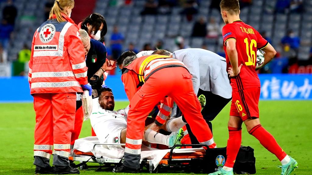 إصابة سبينازولا تعكّر فرحة إيطاليا بالتأهل