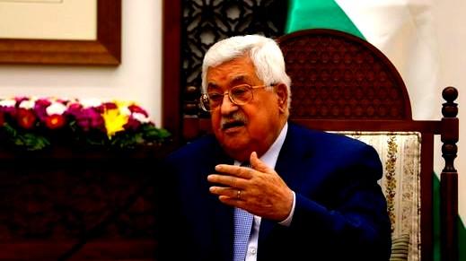 محمود عباس يهاتف نظيره الإسرائيلي لمناسبة انتهاء مهامه