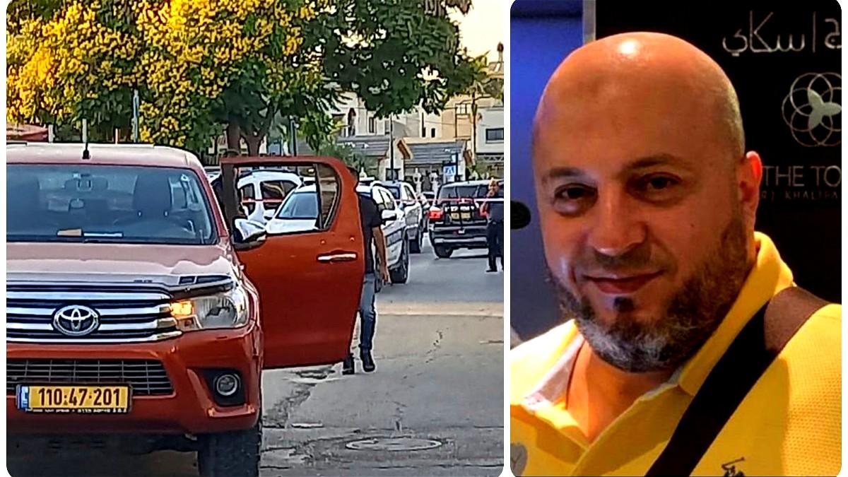 قلنسوة: مقتل ممثل الجمهور السابق في البلدية بكر ناطور