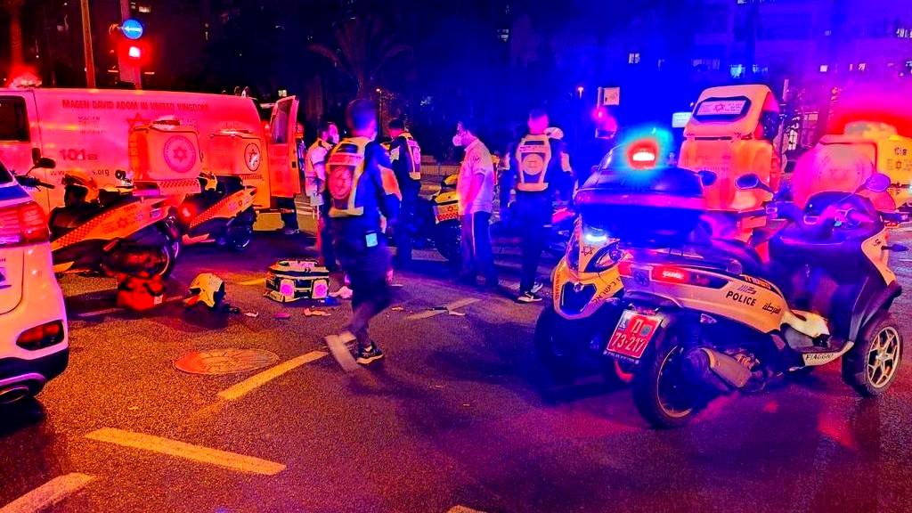 الشمال: 3 إصابات جرّاء انقلاب سيارة