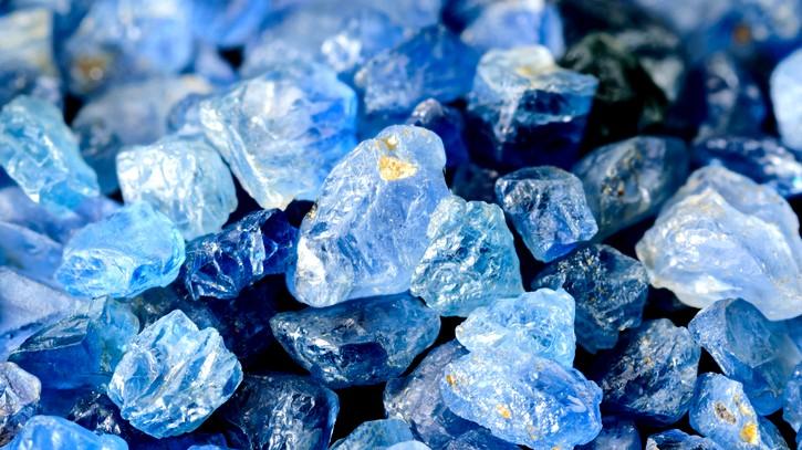 سريلانكا: العثور على حجر ياقوت أزرق ضخم