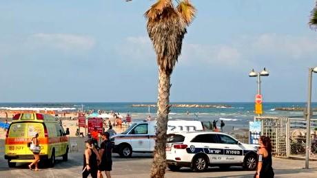 مصرع رجل غرقًا على أحد شواطئ تل أبيب