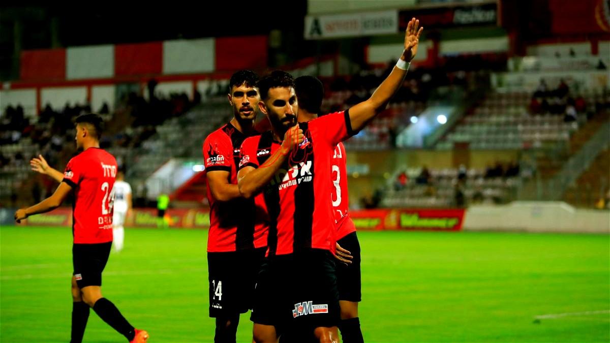 هبوعيل حيفا يفوز على اتحاد سخنين 3-2 في كاس التوتو
