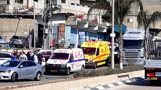 إصابة رجل جراء تعرضه لإطلاق نار في شفاعمرو