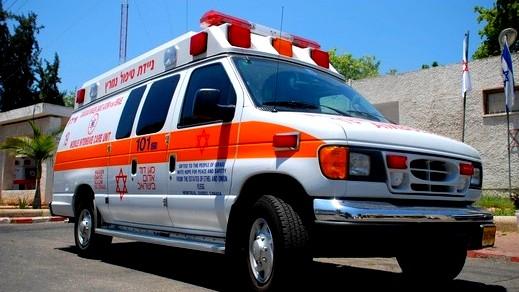 إصابة شخصين بحادث طرق في العفولة