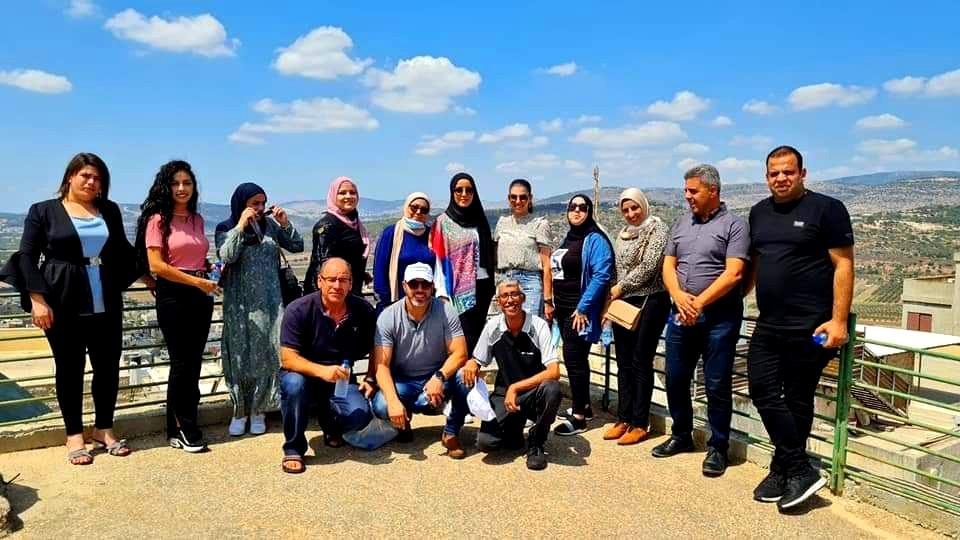 لقاء مثمر وبناء بين المركز الجماهيري ديرحنا والمركز الجماهيري البعينة نجيدات