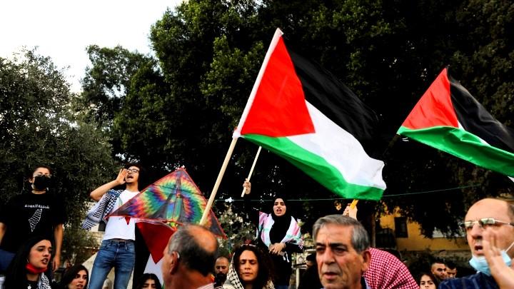 الناصرة: وقفة تضامنية مع الاسرى في ساحة العين