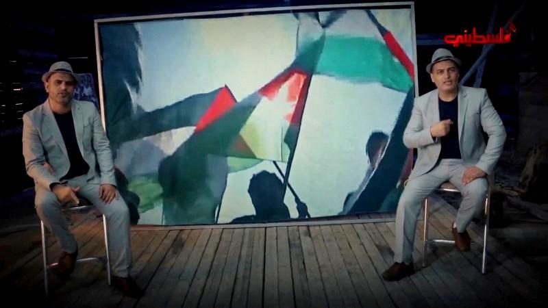 الوفاء تغني فلسطيني الداخل دمي دمك