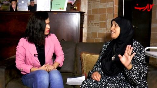 والدة المغدور محمد عدس تتحدث للعرب