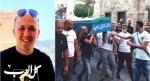 عكا: تشييع جثمان المغدور خالد زواوي