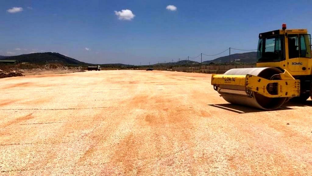 بلدية سخنين تأمن اراض بالبطوف وترصد ميزانية لحل آفة الشاحنات