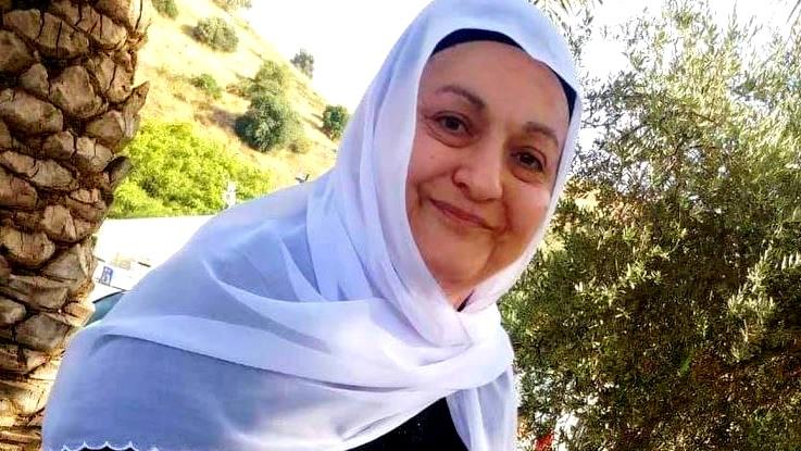دالية الكرمل| وفاة فاطمة صالح بصيص