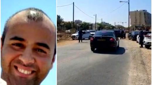 نهاريا: مصرع متطوع بالشرطة وإصابة آخر دهسًا