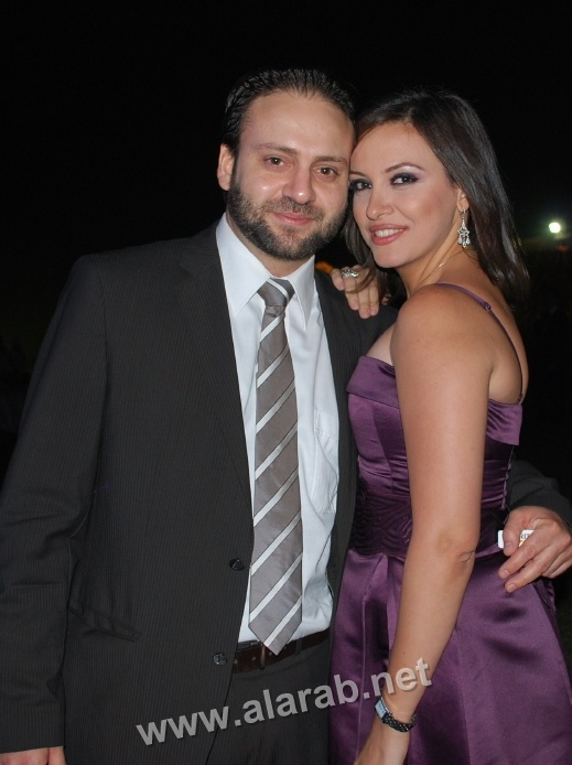 ريهام عبد الغفور في أجازة قصيرة للزواج من رجل الأعمال شريف السبكي