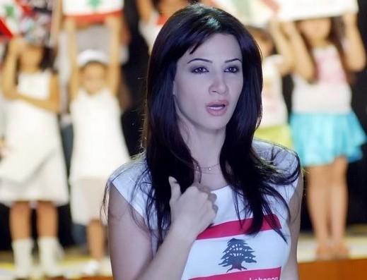 ديانا حداد بعد اعتناقها الاسلام : عدم ارتدائي الحجاب لا يعني عدم التزامي الديني