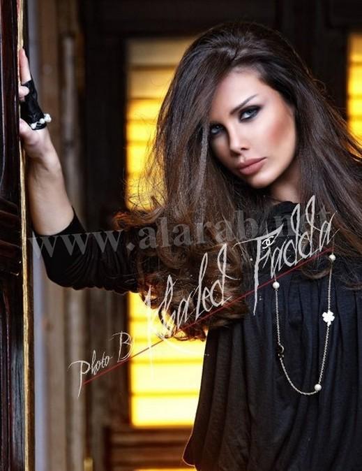 نيكول سابا نجمة تتألق بإطلالتها في أكبر وأحدث مجموعة صور على موقع العرب