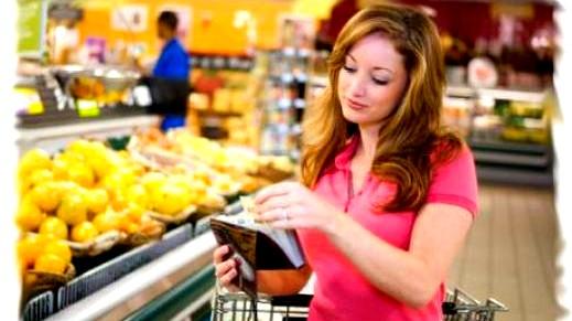 حضر قائمة بالمشتريات قبل خروجك إلى السوق
