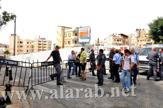 الناصرة: اشتباكات بين يهود متطرفين والشرطة واعتقال 49 يهودياً متديناً