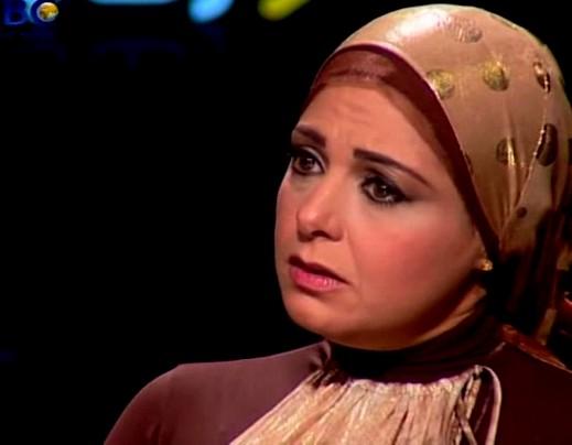 الفنانة صابرين: تكريمي من الكنيسة القبطية دليل على التسامح الديني في مصر