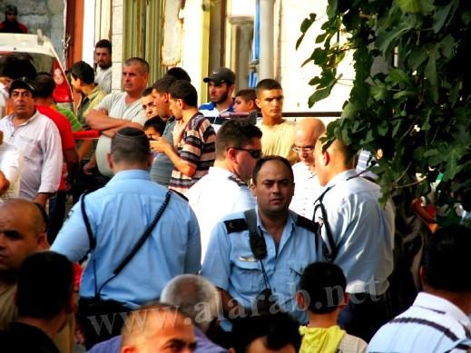 أم الفحم:النظر بتمديد اعتقال مشتبهين على خلفية قتل محمود جبارين رميا بالرصاص