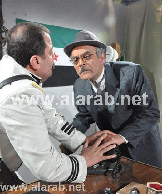 باب الحارة 5 باقة صور مميزة .. زواج ثالث ورابع لعصام وجنازة أبو شهاب؟!