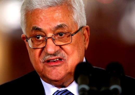 عباس يطالب آشتون بالاعتراف بدولة فلسطين على حدود 67