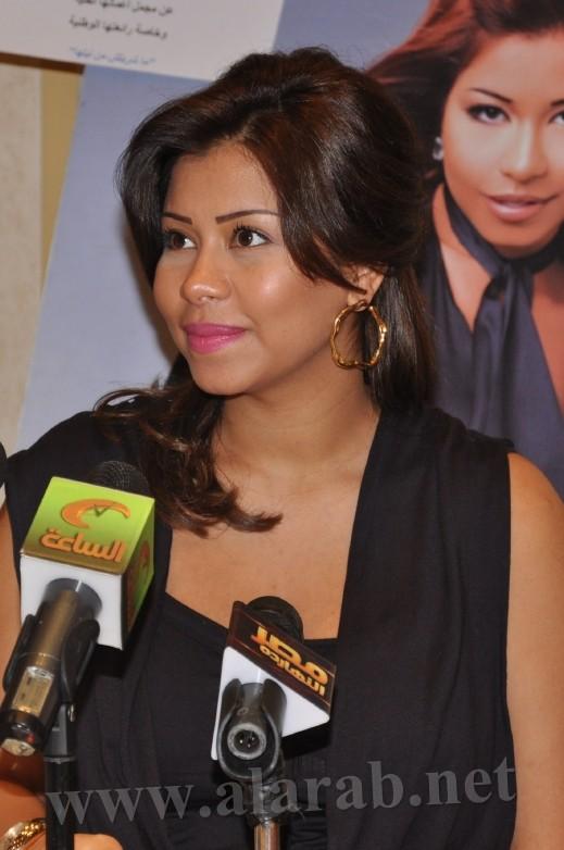 المصرية شيرين تفكر في التخلص من وزنها وإزالة الدهون جراحيا إذا فشلت الرياضة