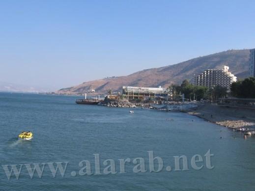 ابتداء من يوم السبت يمنع صيد الاسماك في بحيرة طبريا لمدة سنتين