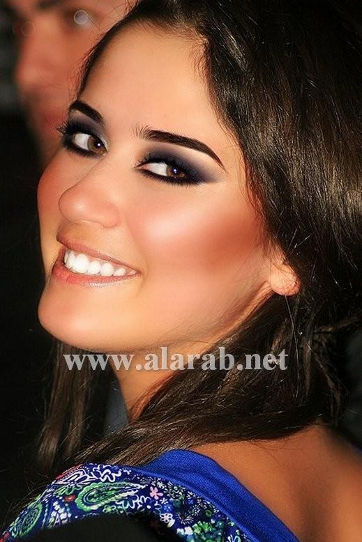 صور الطالبة ليان بزلميط من فلسطين - ستار أكاديمي 8 star academy