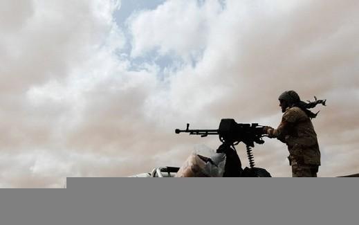 ليبيا: مقتل خمسة على الأقل من المعارضة الليبية في هجوم جوي لحلف الأطلسي