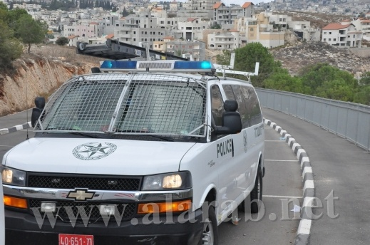 شرطة إسرائيل تجري تمارين لفحص جاهزية قوات الأمن في حالات الطوارىء