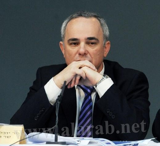 شتاينتس: لن نسلم بحكومة تستخدم أموال إسرائيل للتسلح وتنشد للسلام