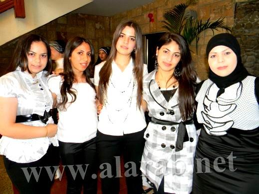 مدرسة عتيد الطيبة وبأجواء مكللة بالفرحة تحتفل بتخريج طلاب الفوج الـ 58