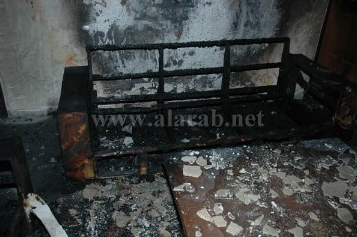 وادي سلامة:إختناق عائلة بعد استنشاق دخان وإصابة شخص حاول أنقاذهم