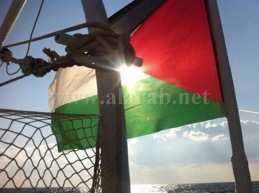 صور حصرية- مجد كيال: اقتربنا من غزة والقلب يخفق وسنقاوم الاحتلال بدون عنف