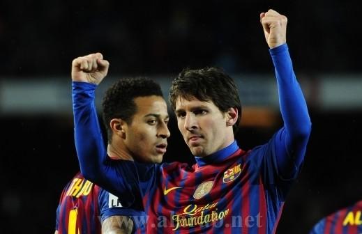 شاهدوا أروع أهداف ليونيل ميسي هداف نادي برشلونة ومتعوا انظاركم بحرفيته