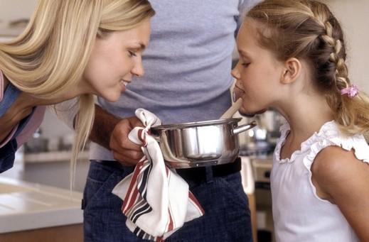 رائحة الطعام القوية تساعد على تخفيف الوزن