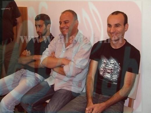 تمديد اعتقال أحمد الحلو ولاعبي إخاء الناصرة علوش وسرحان حتى الثلاثاء القادم