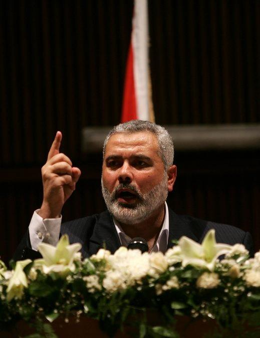 إسماعيل هنية : تقرير مراقب إسرائيل عن هجوم أسطول الحرية دليل إدانة
