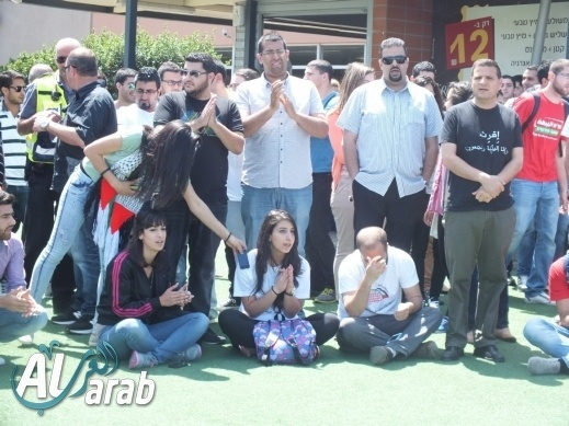 تجميد عمل الجبهة الطلابية في جامعة حيفا حتى نهاية العام: سنستمر بالنضال