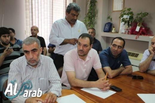 عرعرة: لجنة المتابعة تجتمع لبحث إعلان التهدئة في البلدات العربية