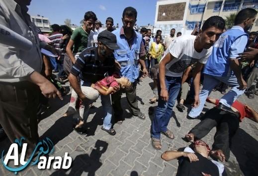 الاونروا: أول مرة نشهد كل هذا الدمار في غزة ولن نقبل الا بمحاسبة المعتدي