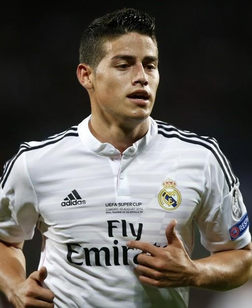 خاميس رودريجز: كان ينقصنا الحظ أمام اتلتيكو مدريد ونشعر بالحزن