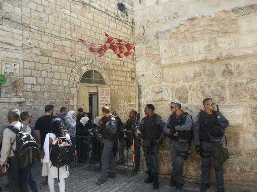 مؤسسة الأقصى:دعوات لإقتحمات جماعية ومطالبات بإغلاق المسجد في عيد العرش