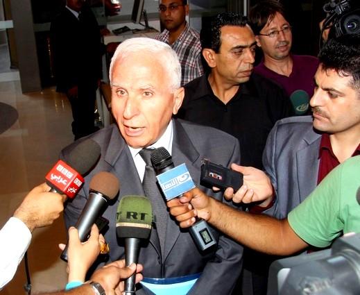 الأحمد: التصويت البريطاني هو صحوة ضمير لاتخاذ موقف تجاه الفلسطينيين