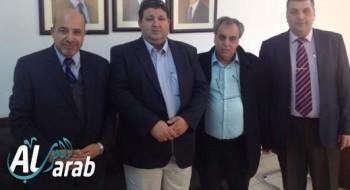 وفد فلسطيني في عمّان لمناقشة تحسين أوضاع